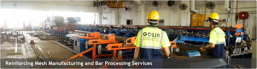 Steel Reinforcement Products, Services and Accessories