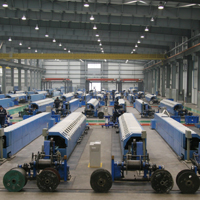 Elevator Wire Rope Factory in Tianjin, Mainland China